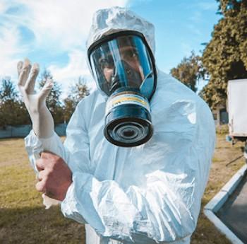 Служба по уничтожения насекомых
