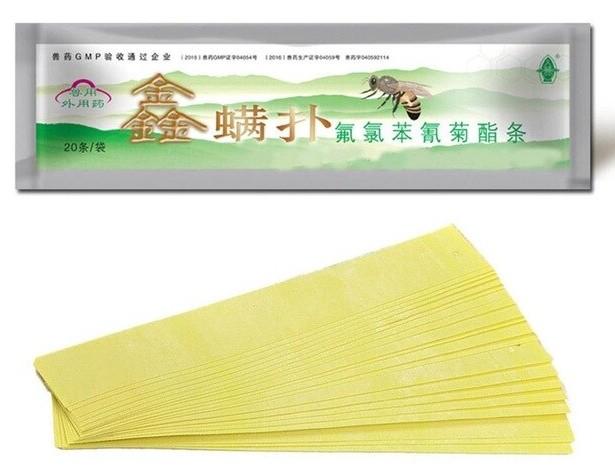 Флувалинат - китайские полоски от варроатоза