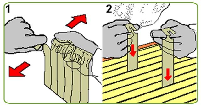 Инструкция по применению полосок от клеща.