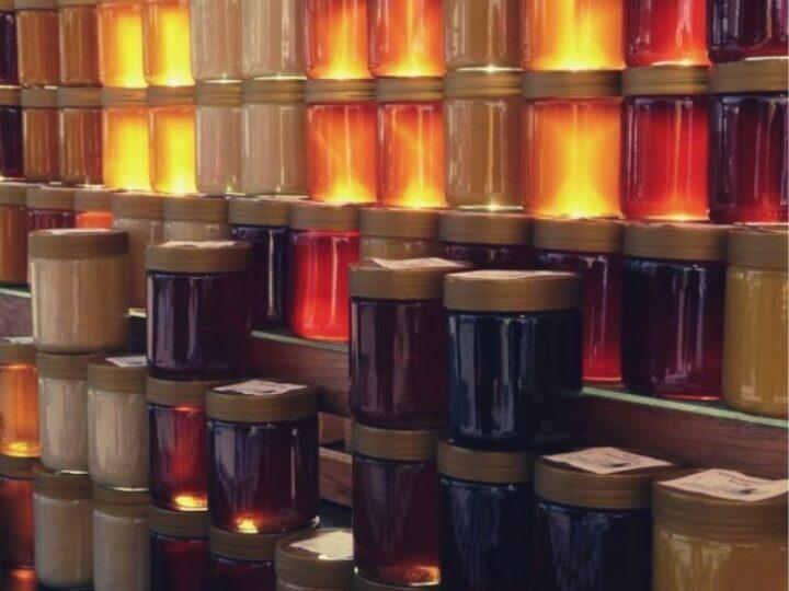 Виды и сорта меда с описанием и полезными свойствами