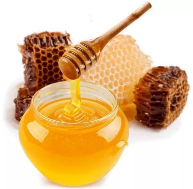 Пчелиные соты - лучшее природное хранилище мёда